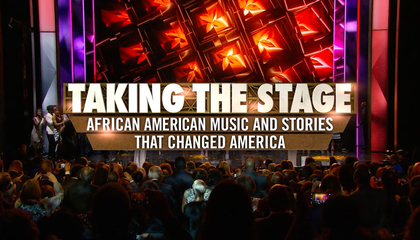 Smithsonian Artifacts and Music Legends Share the Stage in Tonight's Star-Studded Television Program
