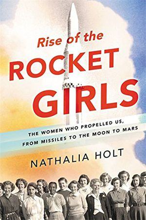 Image result for rise of the rocket girls