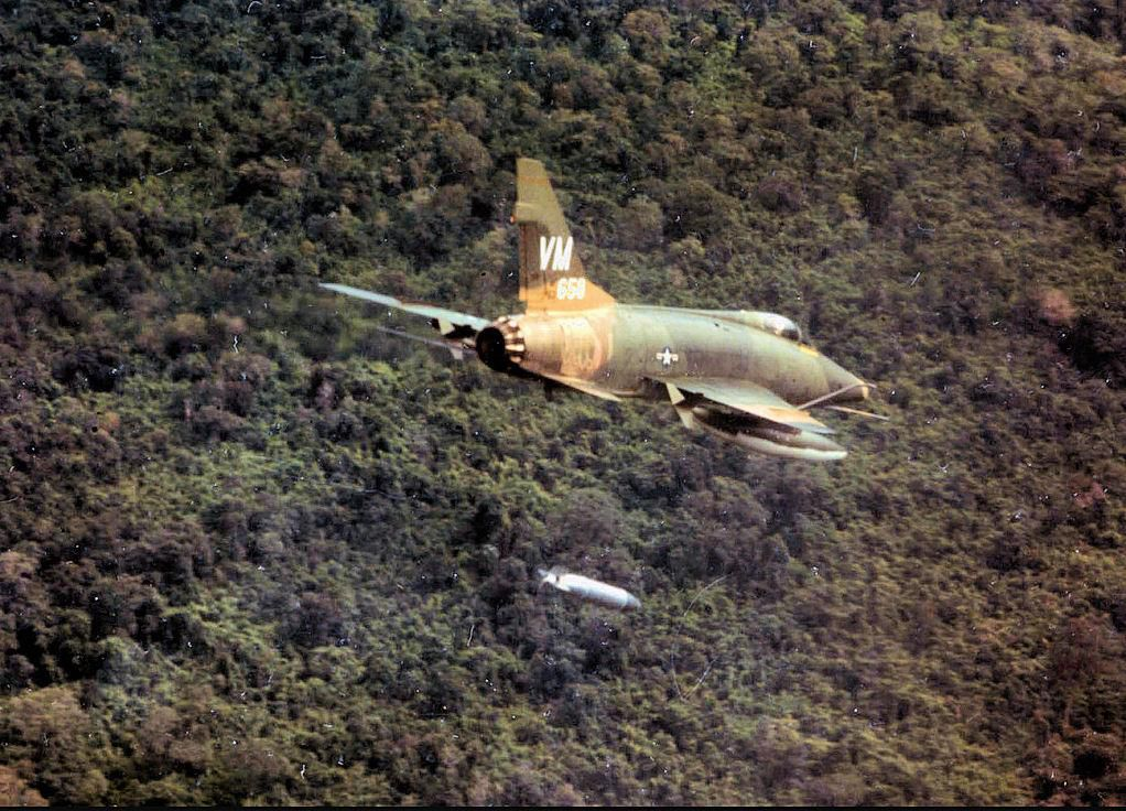 This Fighter Jet Turned the Tide During Vietnam's Decisive Tet