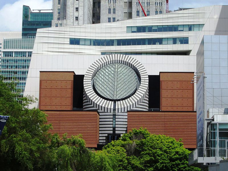 The San Francisco Museum of Modern Art (SFMOMA)