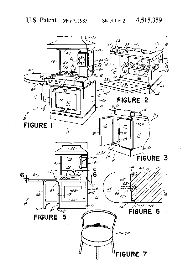 Play kitchen James Mariol patent.png