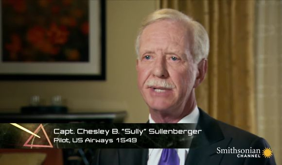 Preview thumbnail for video'Sully Sullenberger's Miracle on the Hudson