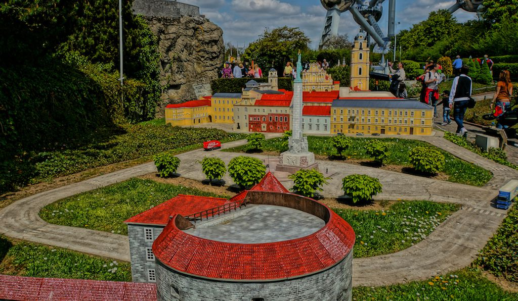 Mini-Europe is an amusement park in Brussels, Belgium, dedicated to the continent's many monuments.