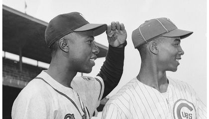 """If Only Ernie Had Seen It. Here's Why """"Mr. Cub"""" Is Part of Last Night's Win"""