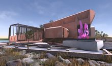 The World's First Entirely Virtual Art Museum Is Open for Visitors