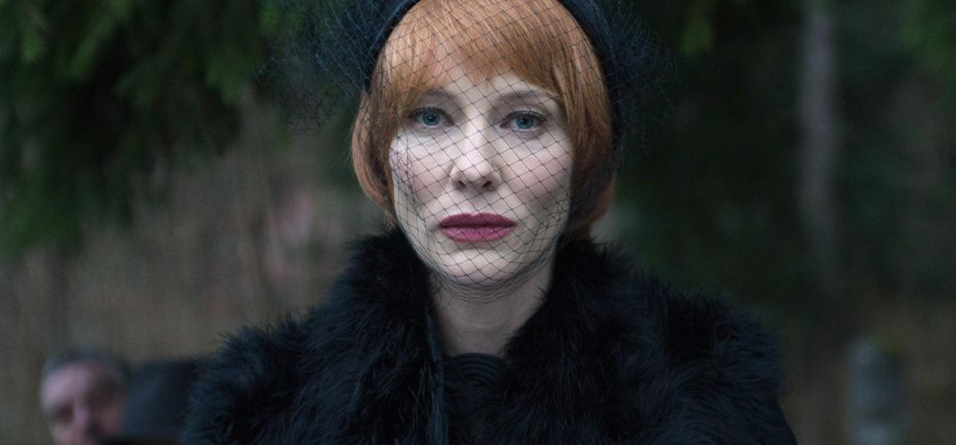 Caption: Cate Blanchett Dons 13 Guises in This Daring Art Installation