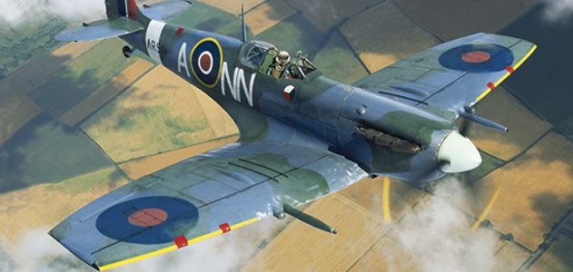 spitfire fighter aircraft