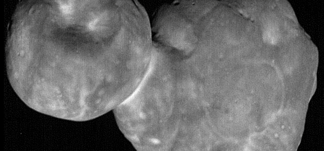 Caption: Ultima Thule Renamed to Avoid Nazi Associations