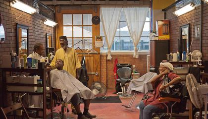Barbers Are Giving Buzz Cuts to Detroit's Overgrown Lots