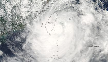 Typhoon Morakot Reminds Us to Prepare for Hurricanes