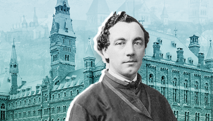 Born Enslaved, Patrick Francis Healy 'Passed' His Way to Lead Georgetown University