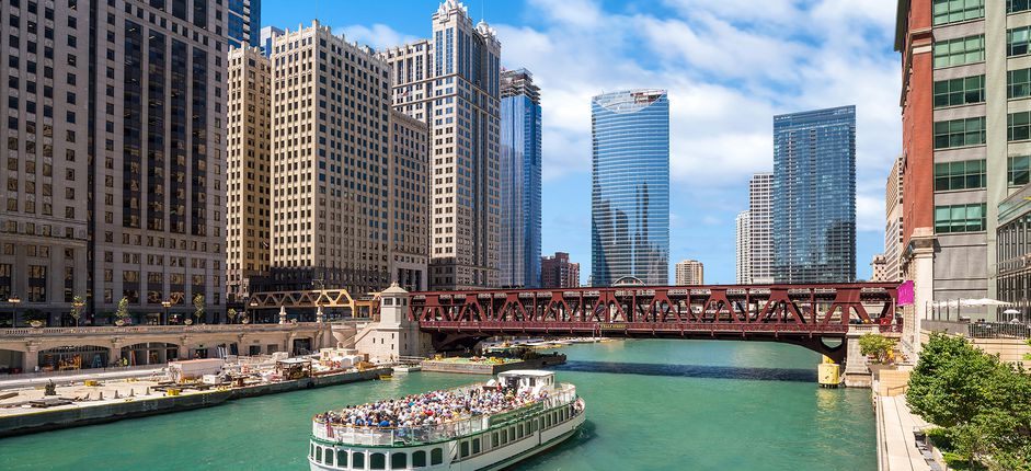 The Arts of Chicago <p>Join us in Chicago to see the highlights of one of America&rsquo;s treasured cities. Immerse yourself in the city&rsquo;s art and architecture as expert guides share fascinating insights during special excursions, including a river cruise.</p>
