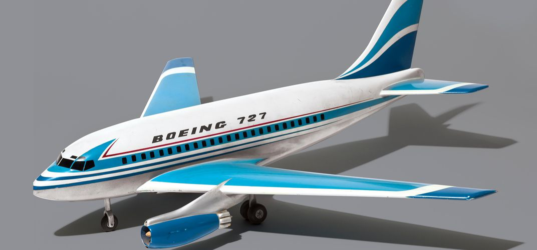 Caption: The History of Boeing in 15 Objects