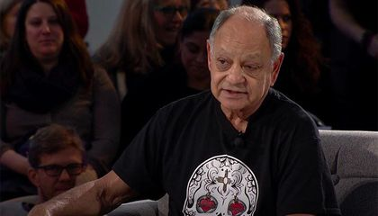 Cheech Marin Uses Humor to Find Common Ground