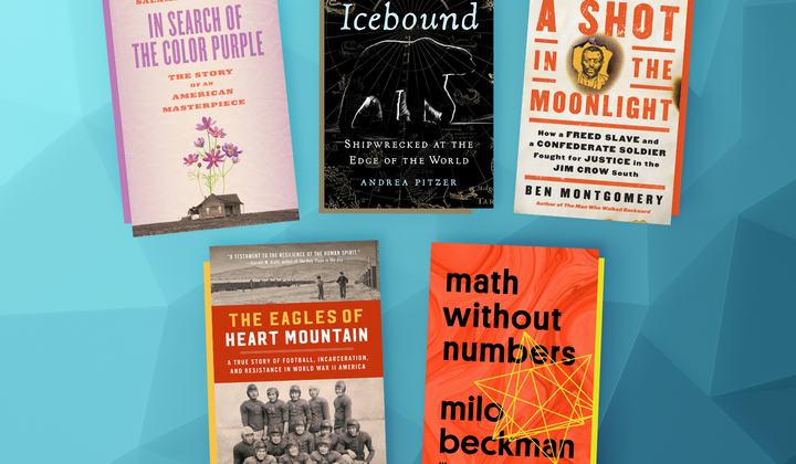 A Doomed Arctic Expedition and Other New Books