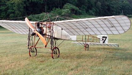 Did Harriet Quimby's Blériot End Up in New York?