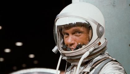 John Glenn: A Life in Photos