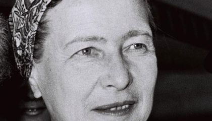 Why a Collection of Simone de Beauvoir's Love Letters Was Just Sold to Yale
