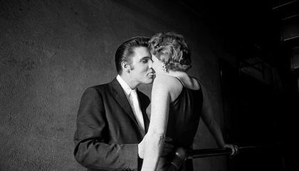 How Photographer Alfred Wertheimer Captured Elvis Presley's Kiss