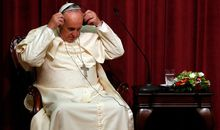 Pope Francis is Dropping a Prog Rock-Inspired Album