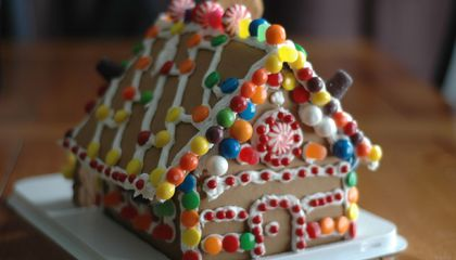 The Un-Christmassy Origin of Gingerbread Houses