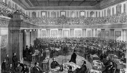 The Political Circus and Constitutional Crisis of Andrew Johnson's Impeachment