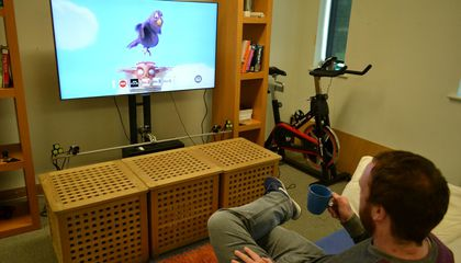 Use Your Hand (or Your Coffee Cup, or Your Cat) as a Remote Control