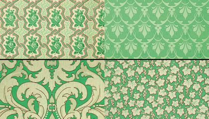 Arsenic And Old Tastes Made Victorian Wallpaper Deadly
