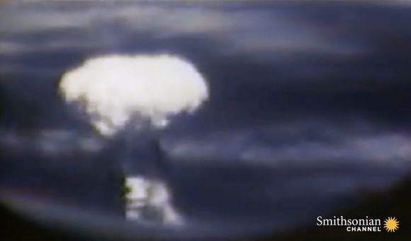 Preview thumbnail for video'Bringing Classified Nuclear Test Footage to the Public