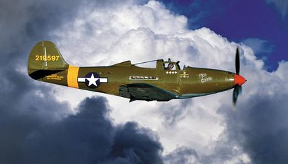 P-39s of the Cactus Air Force