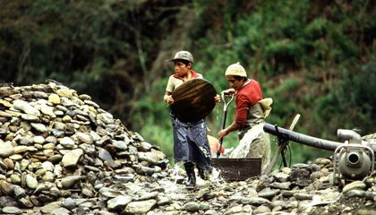 Peru Cracks Down on Illegal Gold Miners