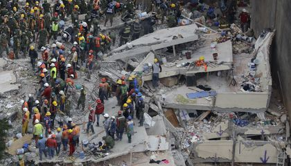 How Mexico City's Unique Geology Makes Deadly Earthquakes Even Worse
