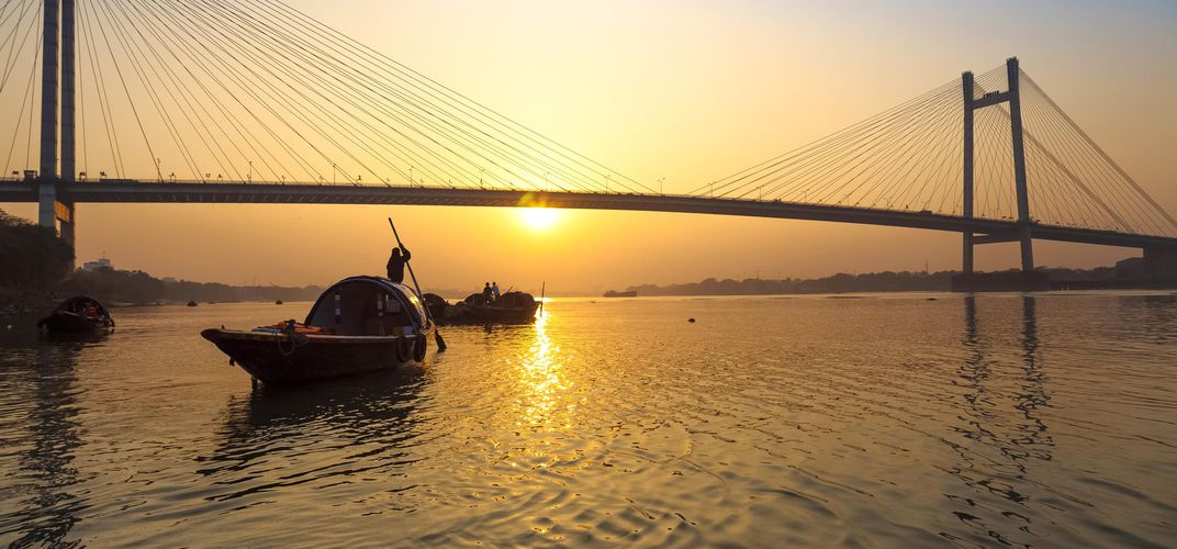The Hooghly River