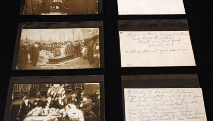 Harriet Tubman Artifacts Donated to the Smithsonian   At the