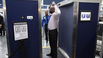 """Airport Security: """"Disappointing and Troubling"""""""