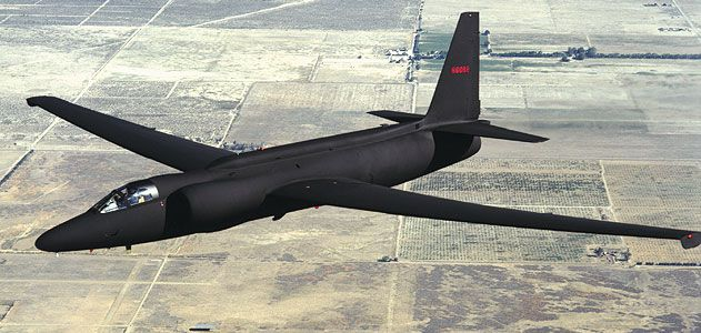 The Lockheed U-2 ushered in a new age of spying and new requirements for photo interpretation.