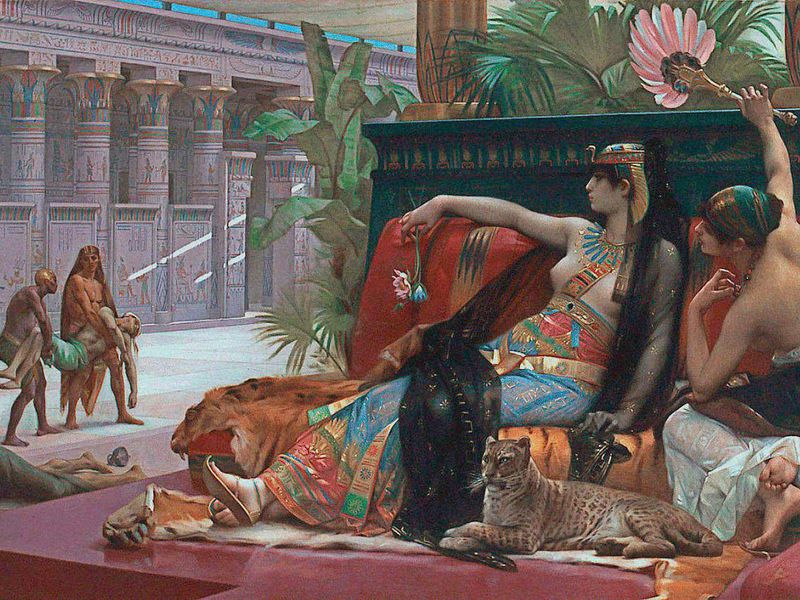 Cleopatra May Have Once Smelled Like This Recreated Perfume