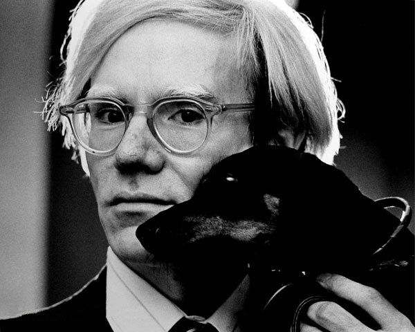 Andy Warhol/'s Famous for Fifteen Minutes Clock