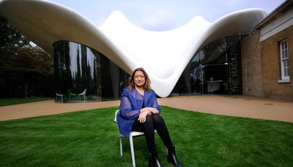 Here are Seven of Zaha Hadid's Most Stunning Structures