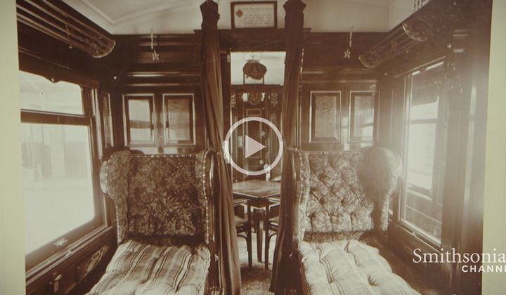 These WWI Ambulance Trains Could Care for 500 Men