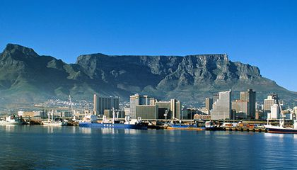 Table Mountain South Africa