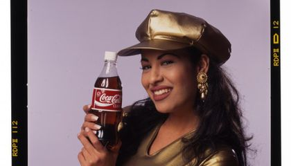 How an Advertising Photographer Created Some of the Most Iconic Images of Selena