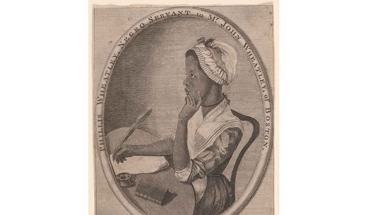 An Homage to the Enslaved Poet Phillis Wheatley