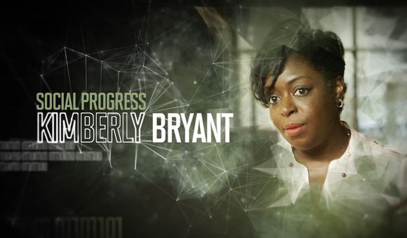 Preview thumbnail for video'Smithsonian Ingenuity Awards 2014: Kimberly Bryant