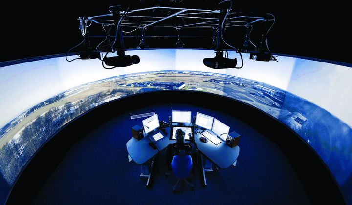 And Now, Remote Viewing for Air Traffic Control