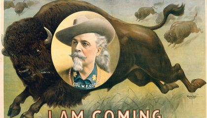 The Shrewd Press Agent Who Transformed William Cody Into Larger-Than-Life Buffalo Bill