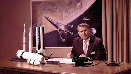 New Play <em>Ad Astra</em> Plumbs the Mystery of Wernher von Braun
