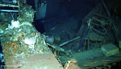 After 72 Years, Wreck of USS Indianapolis Found, Closing Chapter on Tragic Tale