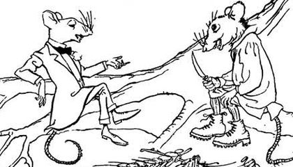 Scientists Investigate Whether the City Mouse Is Smarter Than the Country Mouse