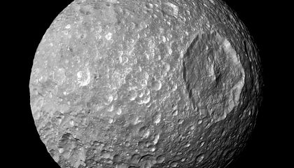 Mimas: Is There an Ocean Inside the Death Star?